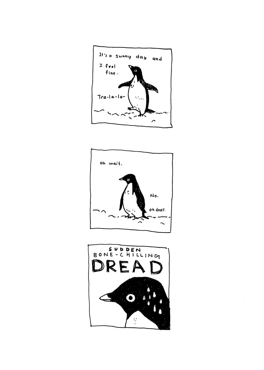 penguin5x7